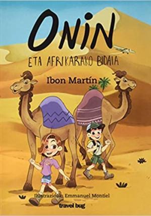 Onin eta Afrikarako bidaia - Ibon Martín