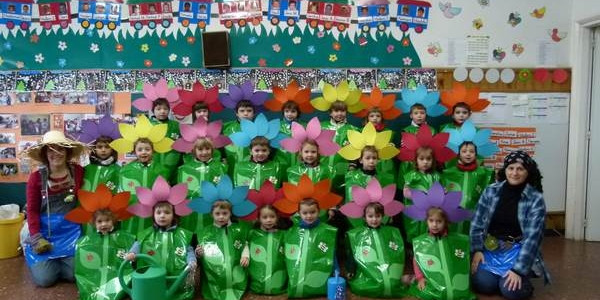 Carnavales en la ikastola
