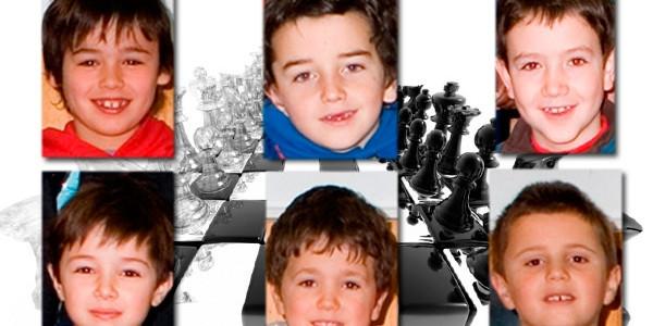 El equipo Axular A subcampeón de ajedrez