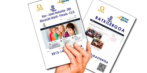 2013-14 ikasturteko informazio eguneratua