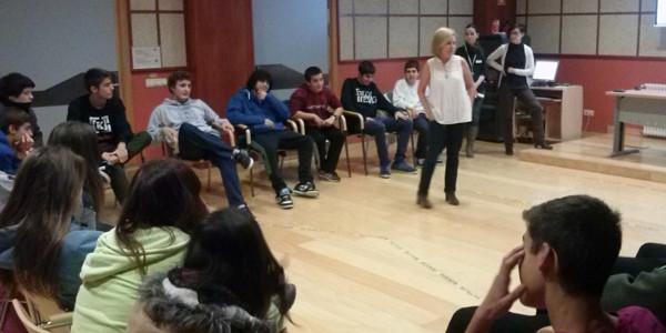 Curso de voluntariado en Matia Fundazioa