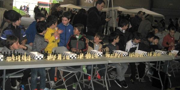 Clasificaciones campeonatos de ajedrez