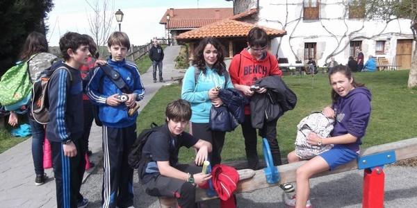 Excursión a Aizarna