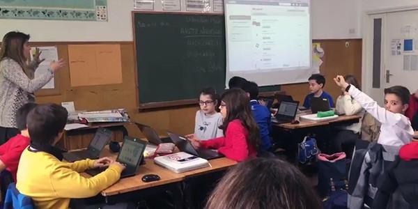 Scratch: Lehen Hezkuntzan programazioa ikasten
