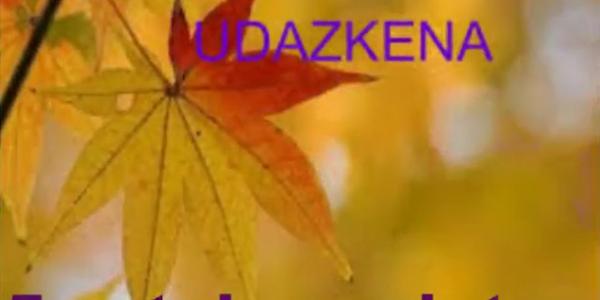 Udazkena