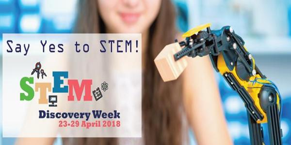 Steem Discovery Week 2018 ekimenaren banner-a
