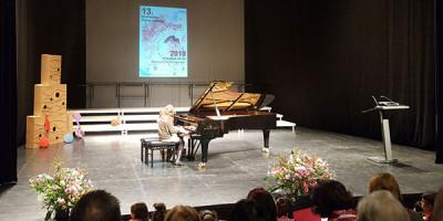 Gure ikasleak Andoaingo piano-jaialdian