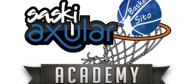 Logo de Saski Axular Academy