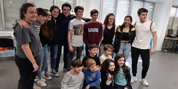 FLL Euskadiko finala
