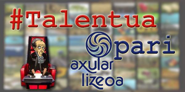 ¡Ya está en marcha #Talentua-opari!