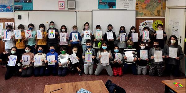 Nuestros alumnos en EITB Maratoia