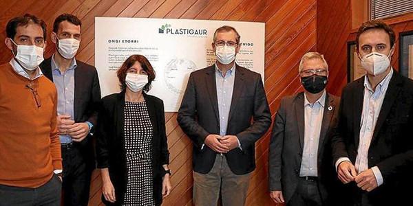 Plastigaur, empresa sostenible