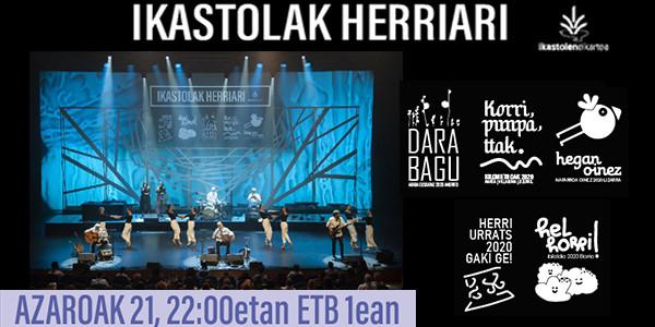 Ikastolak Herriari en ETB